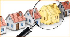 Scarcity of home for sale