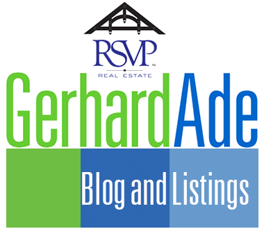 Real Estate around Seattle | Gerhard Ade Blog and Listings