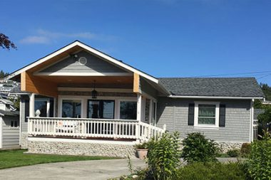 Camano Island home for sale