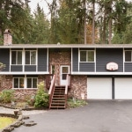 Woodinville Cottage Lake home for sale