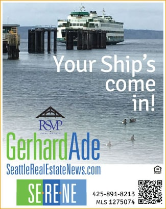 Edmonds home sale