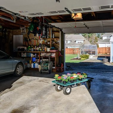 Kenmore home for sale - garage