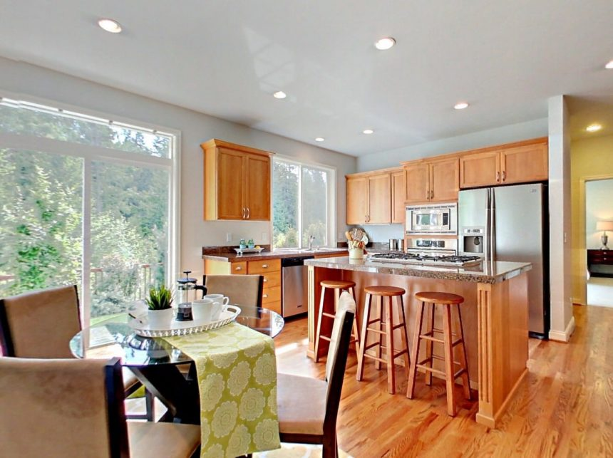 Redmond Ridge home sale iGuide link