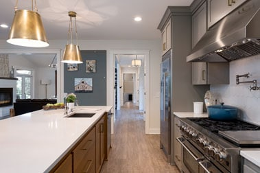 Bothell Westhill home kitchen