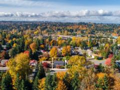 38 Bothell home aerial west