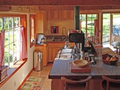 Seattle Area homes - country kittchen