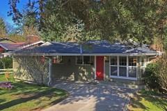 West Bellevue home for sale-front