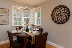 West Bellevue home for sale-dining