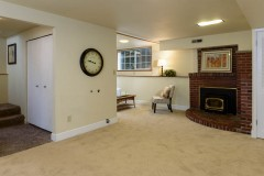 West Bellevue home for sale-family-room