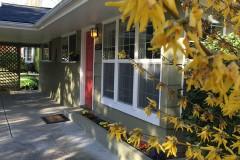 West Bellevue home for sale-front-carport