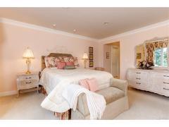 West Bellevue luxury home for sale master suite