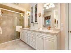 West Bellevue luxury home for sale master bath 2
