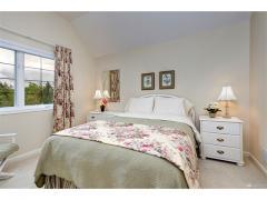 West Bellevue luxury home for sale third bedroom 2nd floor