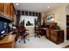 West Bellevue luxury home for sale fifth bedroom